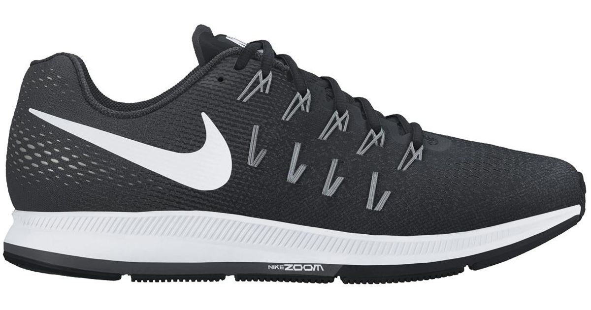d5f65feaeed Lyst - Nike Air Zoom Pegasus 33 Running Shoes in Black for Men