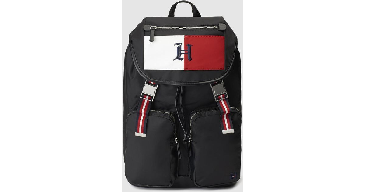 b61aaa0a Tommy Hilfiger Lewis Hamilton Backpack in Black for Men - Lyst