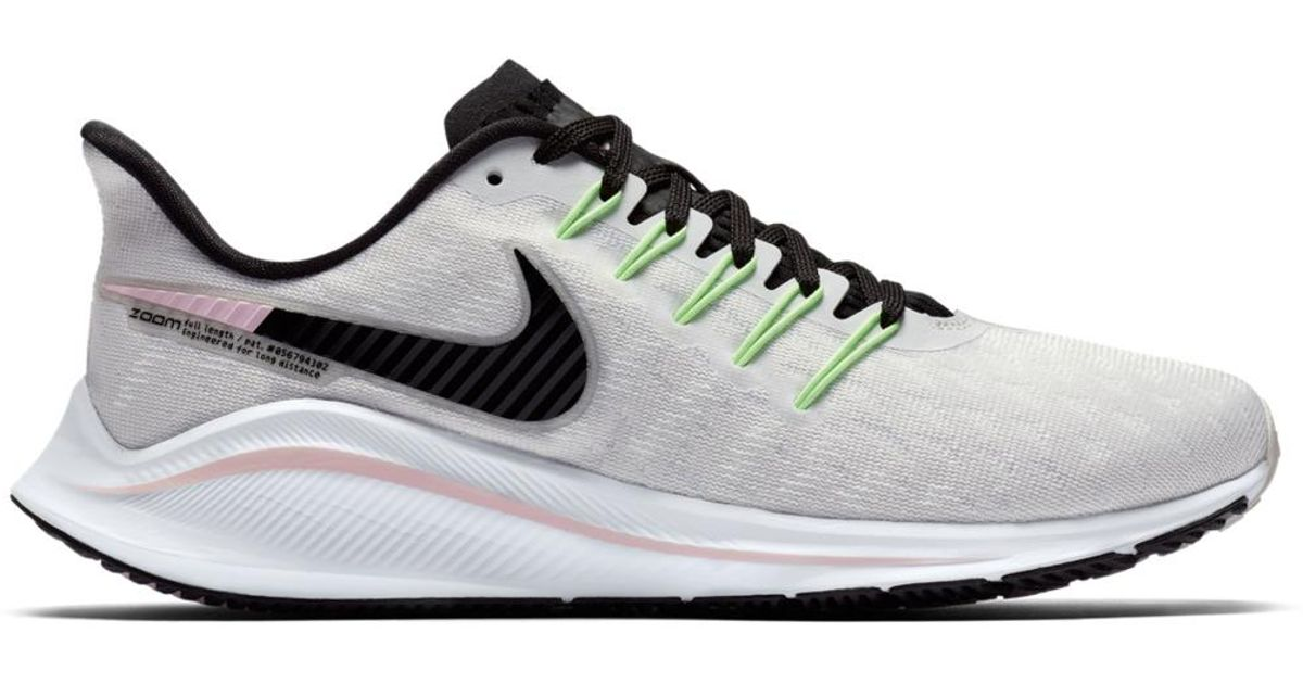 be0e4016cff2c Lyst - Nike Air Zoom Vomero 14 Running Shoes in Gray - Save 21%