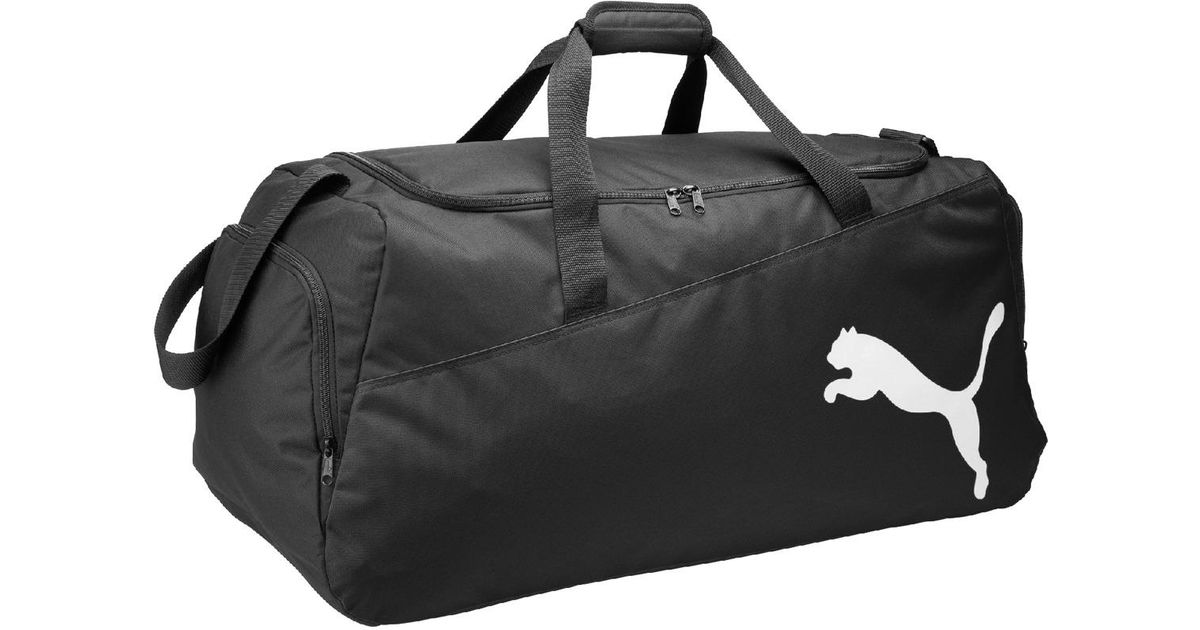 9562f0a8e601 Lyst - Puma Pro Training L Sports Bag in Black for Men