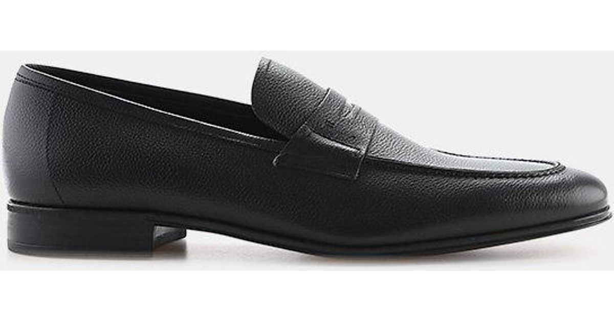 782c3d8dab6 Lyst - Ferragamo Fiorino 2 Penny Loafer in Black for Men