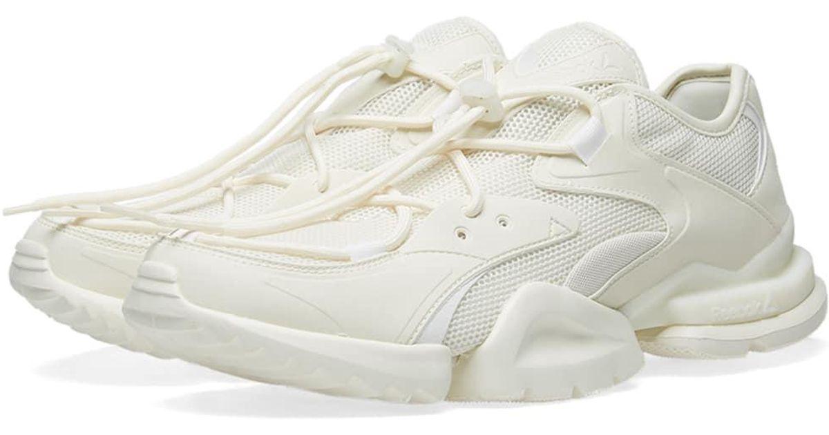 Reebok Rubber Run R96 in White for Men
