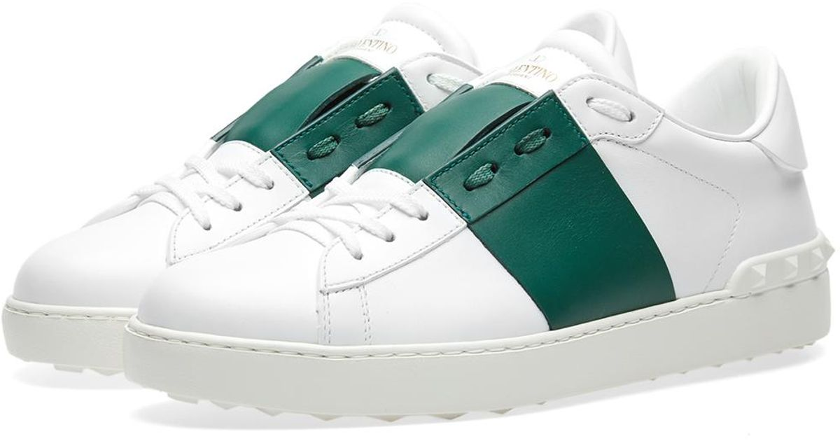 Valentino Open low-top sneakers sale find great QF8WMsN
