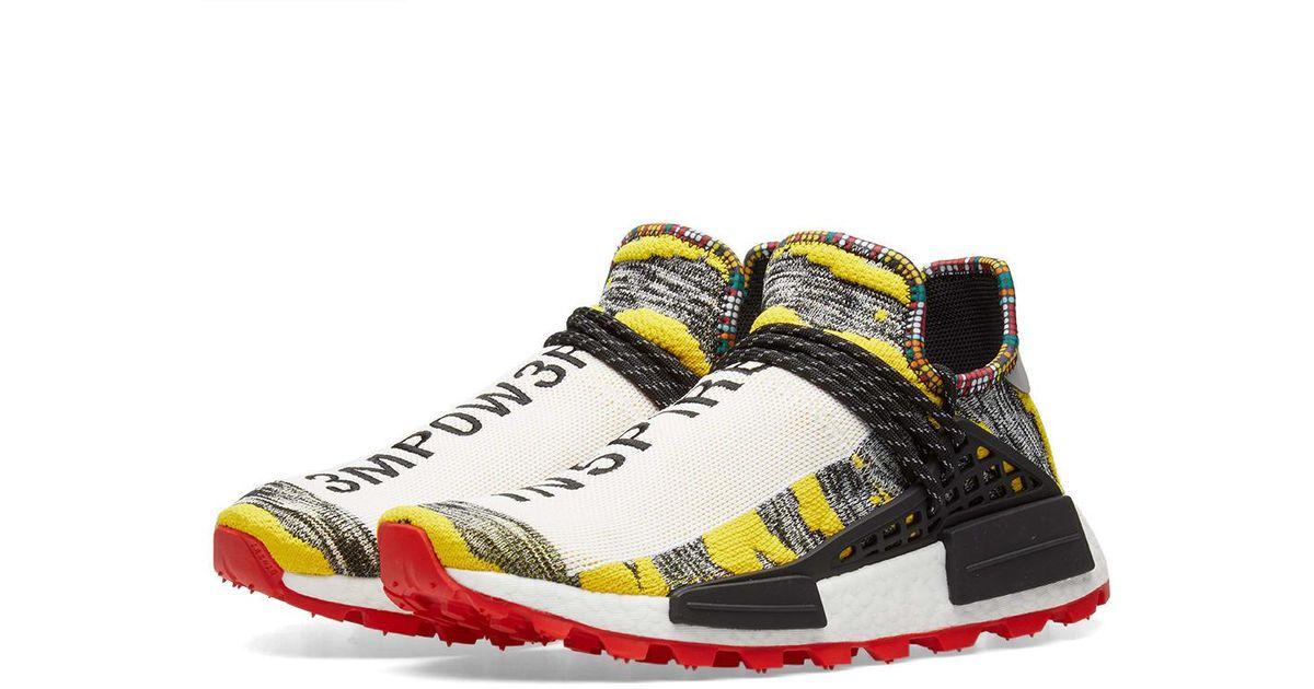 new arrival ea716 d7e55 Lyst - adidas Originals Adidas Originals By Pharrell Williams Solarhu Nmd  for Men
