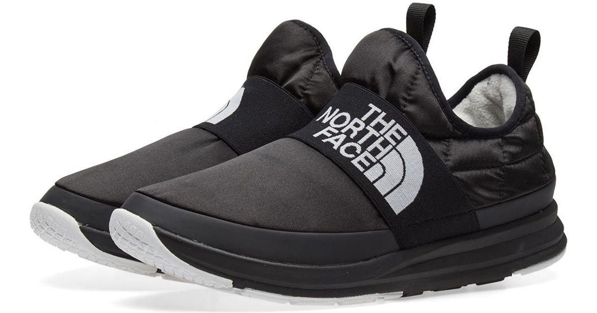 9ed7f18b2 The North Face Black Nse Traction Moc Lite for men