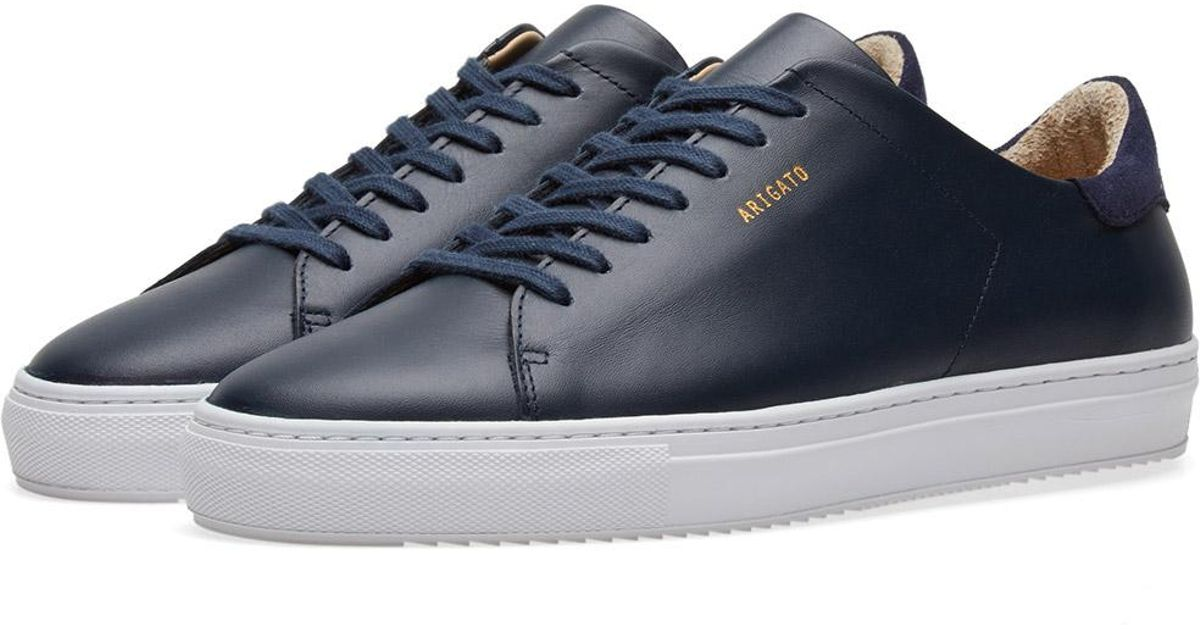 90 Blue Arigato Sneaker Axel Clean For Men UMSzVp
