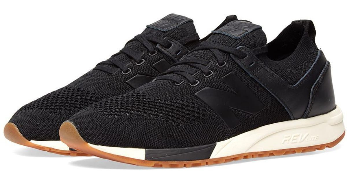 New Balance Black Mrl247db for men