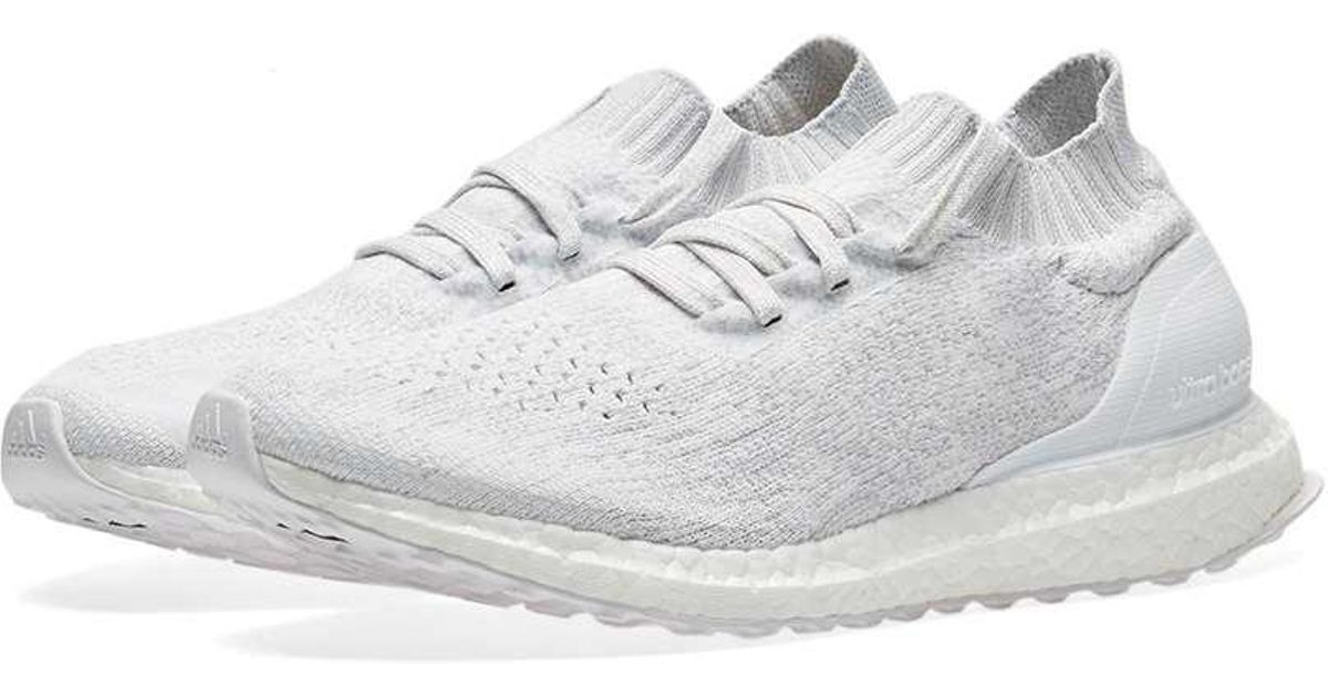 7f65332d527e6 Lyst - adidas Originals Kids Ultraboost Uncaged in White for Men