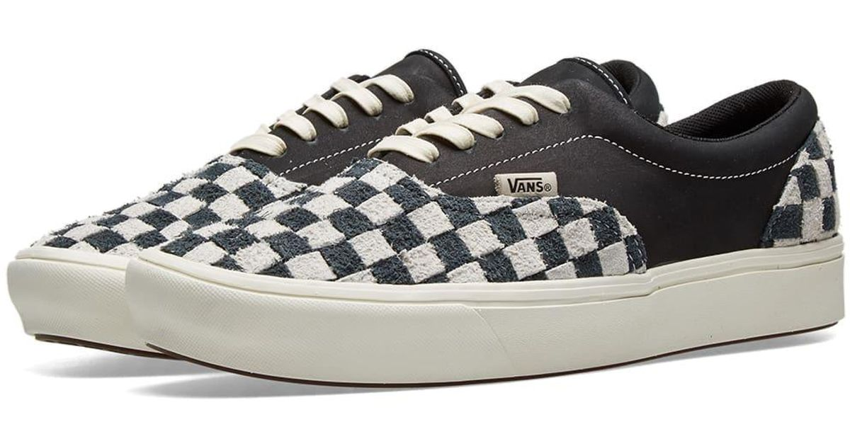 Vans Black Comfycush Era Lx for men