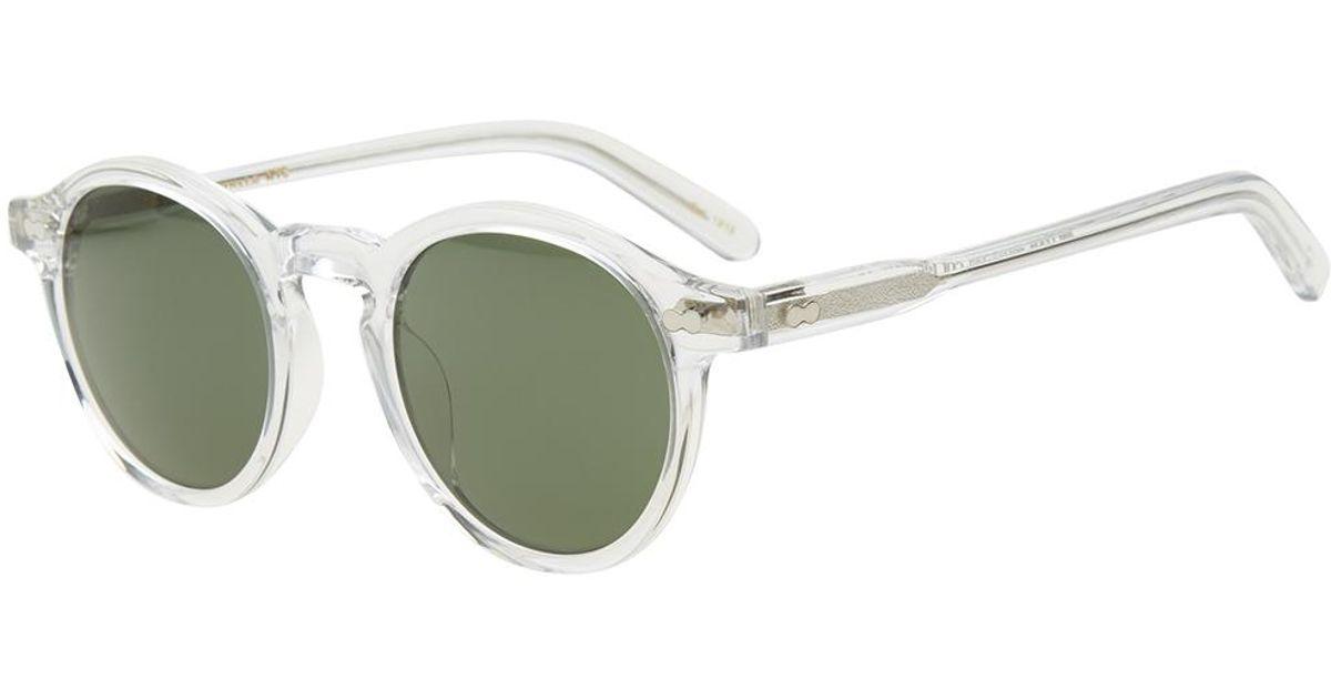 d5c3a2d6ea11 Moscot Miltzen 46 Sunglasses for Men - Lyst