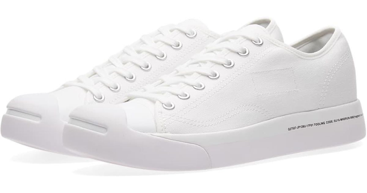 c804964acaef2d Converse X Fragment Design Jack Purcell Modern in White for Men - Lyst