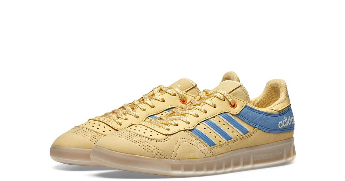 Adidas Originals Yellow Adidas X Oyster Holdings Handball Top for men
