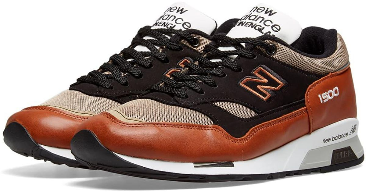 New Balance Brown M1500tbt - Made In England for men