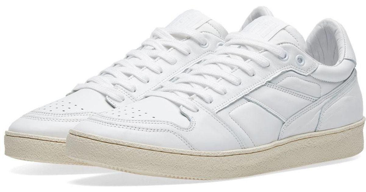 Lyst - AMI 90s Tennis Sneaker in White for Men 618f8a2b2156
