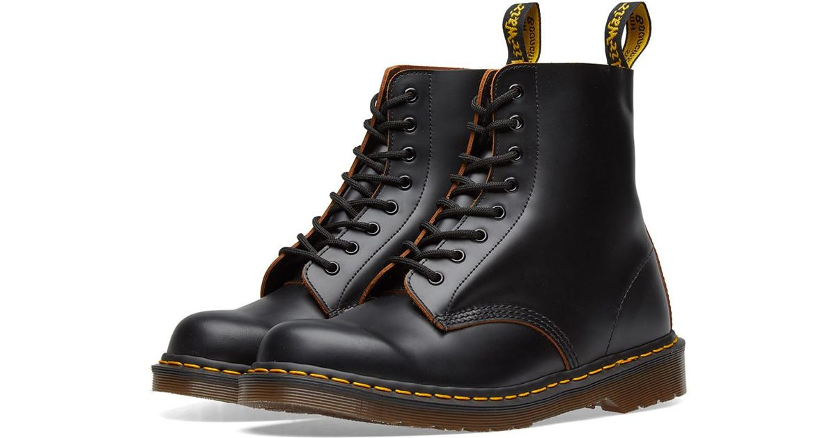 fedfc0590f3 Dr. Martens Black Vintage 1460 Made In England for men