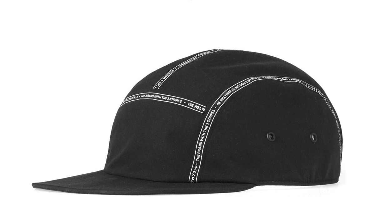 later biggest discount vast selection Adidas Black Nmd 5 Panel Cap for men