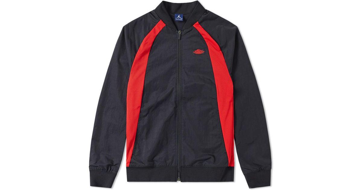 1c1889decb Nike Black Nike Air Jordan 1 Wings Jacket for men