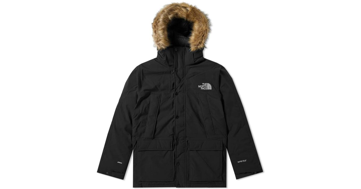 196220c03 The North Face Black Mountain Murdo Gtx Jacket for men