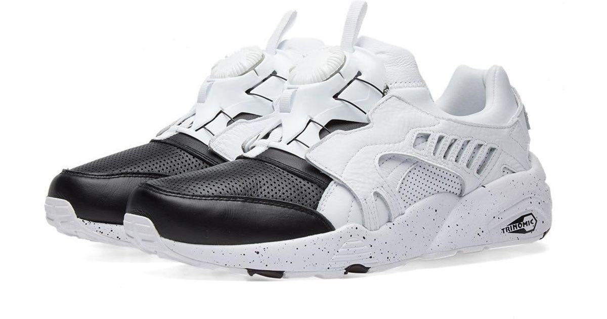 cea821884abb Lyst - PUMA Disc Blaze Frosted in Black for Men
