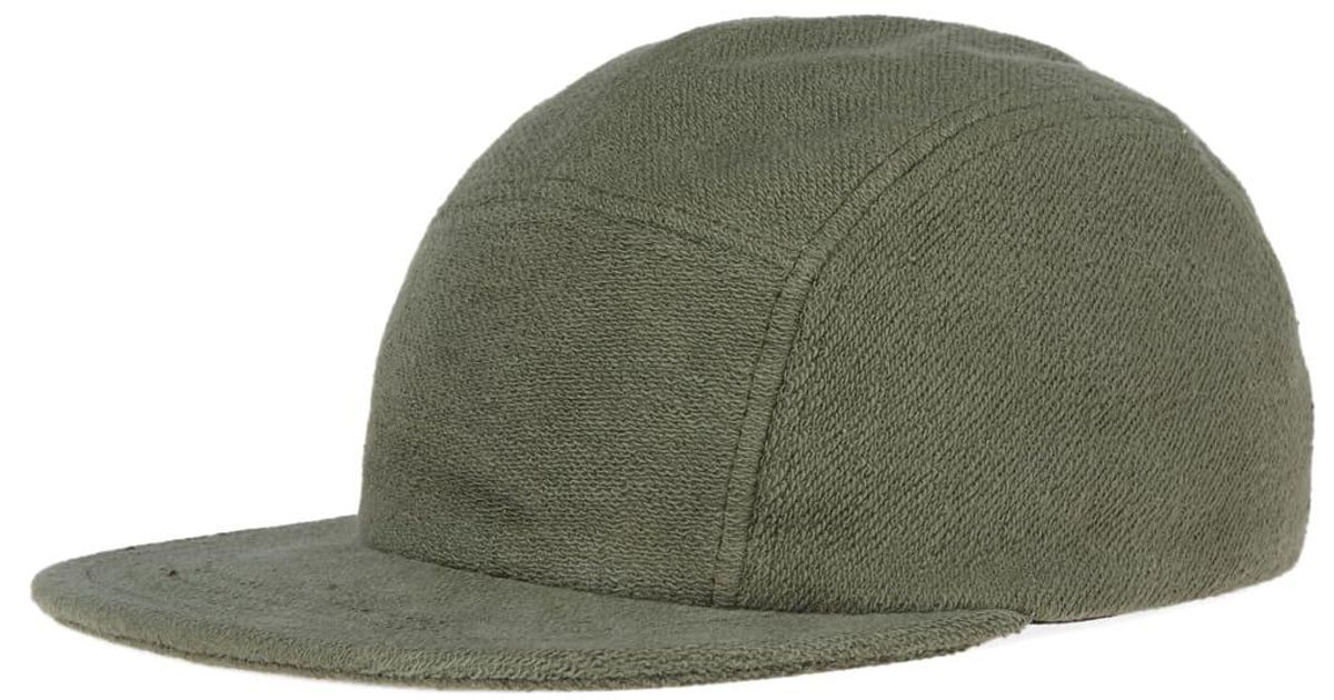 c1387282d Lyst - Les Basics Le Peak Cap in Green for Men