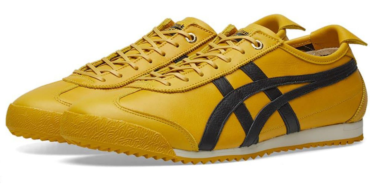 onitsuka tiger mexico 66 yellow zebra amarillo hd