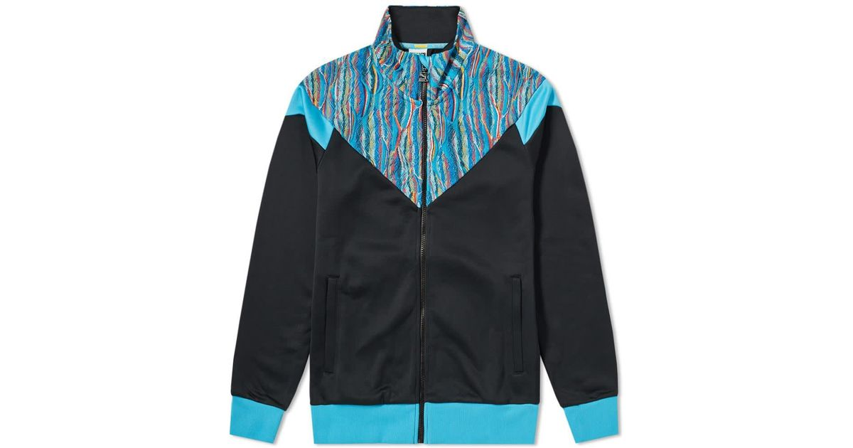 promo code 1ef01 49442 PUMA Black X Coogi Track Jacket for men