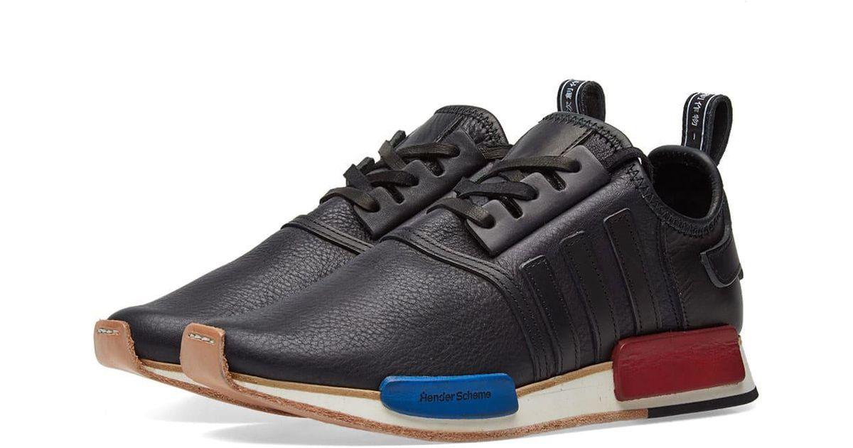 e88827e3da9b Lyst - adidas Originals Adidas X Hender Scheme Nmd r1 in Black