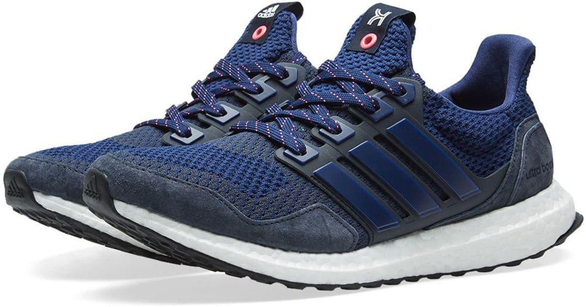 buy popular e611b 9d20a Adidas Originals Blue X Kinfolk Ultra Boost for men