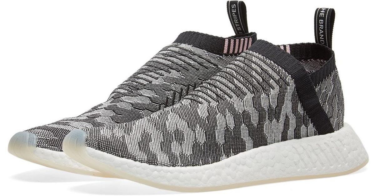 adidas NMD CS2 PK W beige Girls Running shoes Low