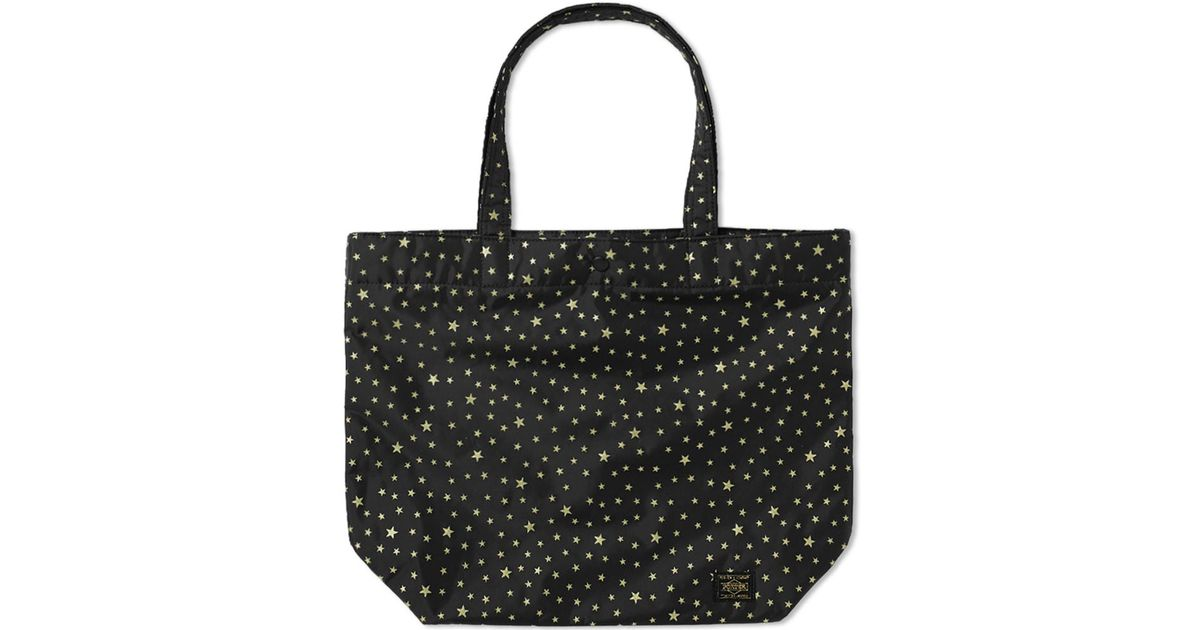 1f8893587f06 Lyst - Head Porter Stellar Large Shopping Bag in Black for Men