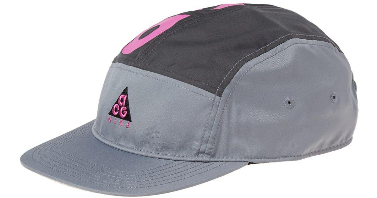 538503cd426 Nike Nike Acg Dry Aw84 Cap in Gray for Men - Lyst