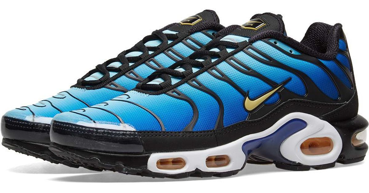 Nike Blue Air Max Plus Og for men
