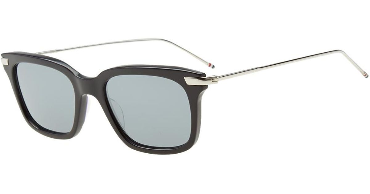 fe4f855bfe1 Lyst - Thom Browne Tb-701 Sunglasses in Blue for Men