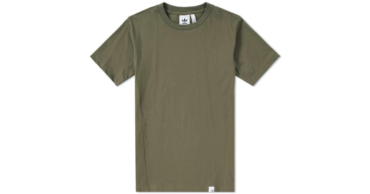 41680441 Lyst - adidas X By O Tee in Green for Men