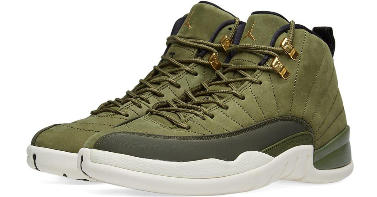 separation shoes a08a3 13bd6 coupon code for jordan 12 retro green b770a b02ac