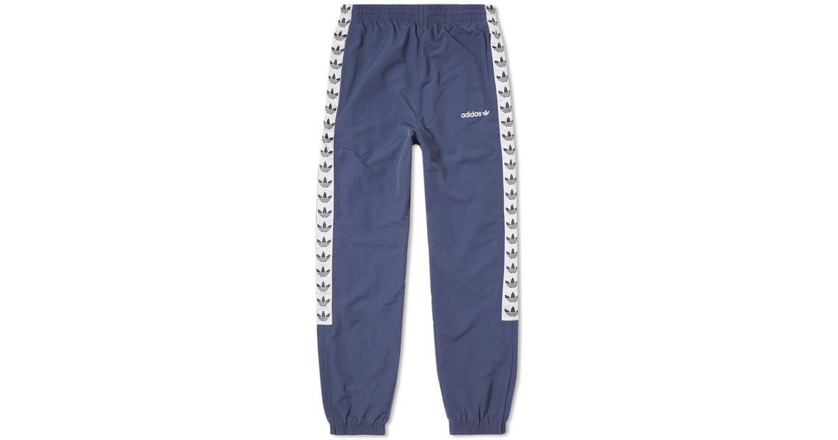 Adidas Originals Blue Tnt Tape Wind Pant for men