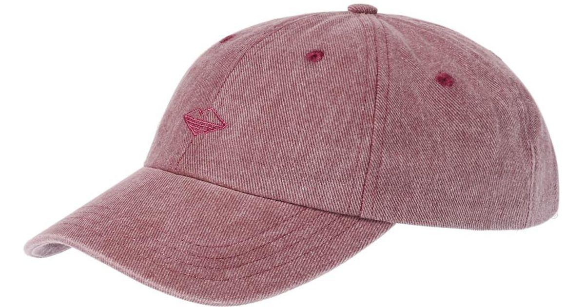2896ac29d84 Battenwear Field Cap in Red for Men - Lyst