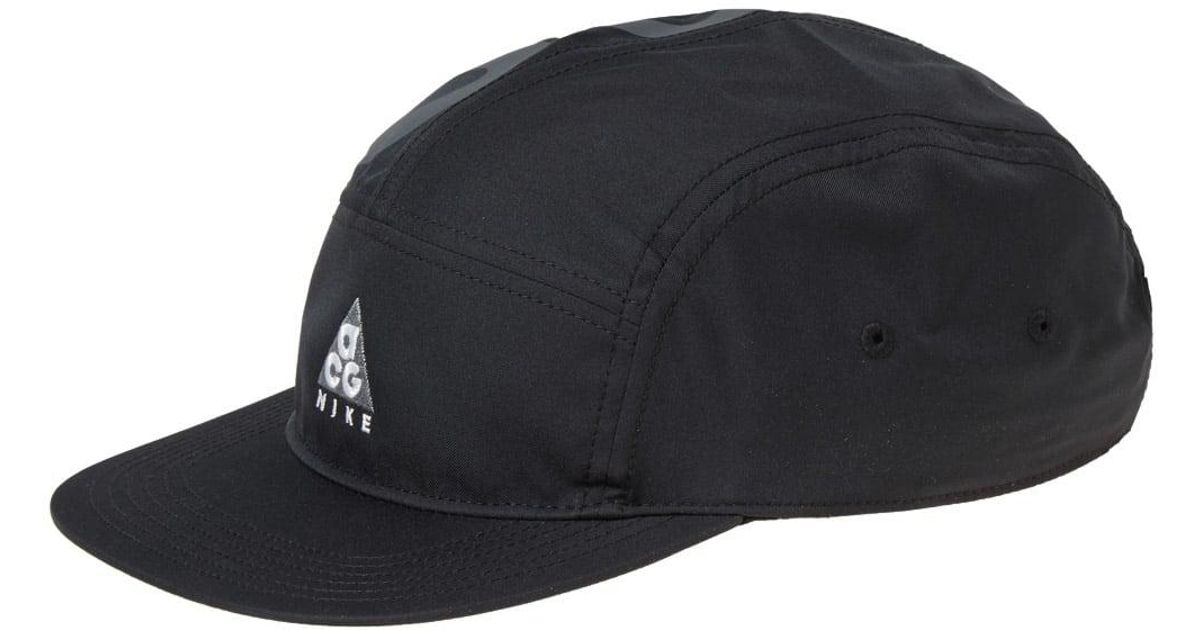 3a06aac9 Nike Nike Acg Dry Aw84 Cap in Black for Men - Lyst
