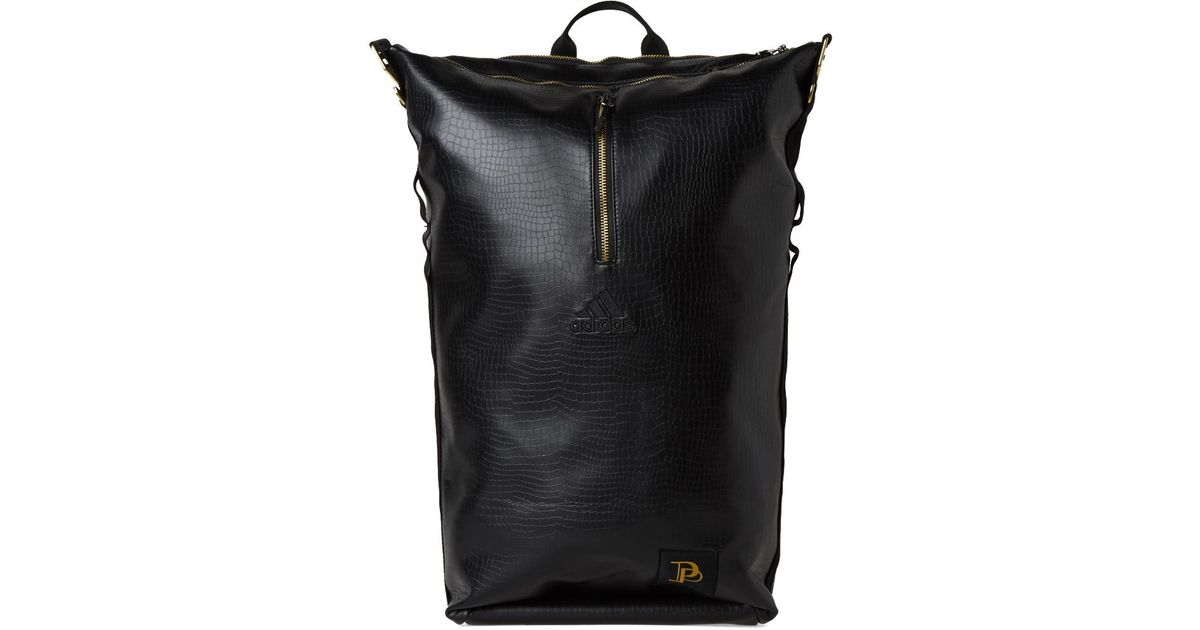 1d91b20e3559 lyst – adidas originals x paul pogba backpack in black. Download Image 1200  X 630