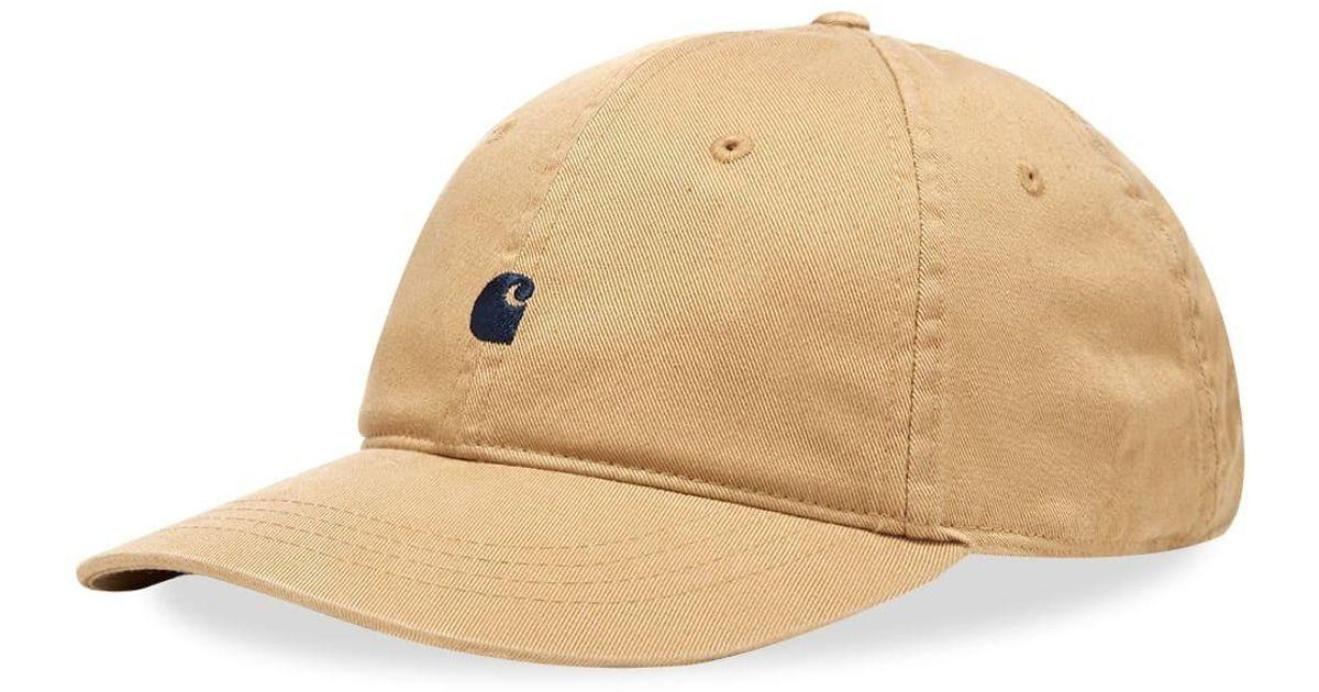 Carhartt Madison Logo  Cap Brown Men