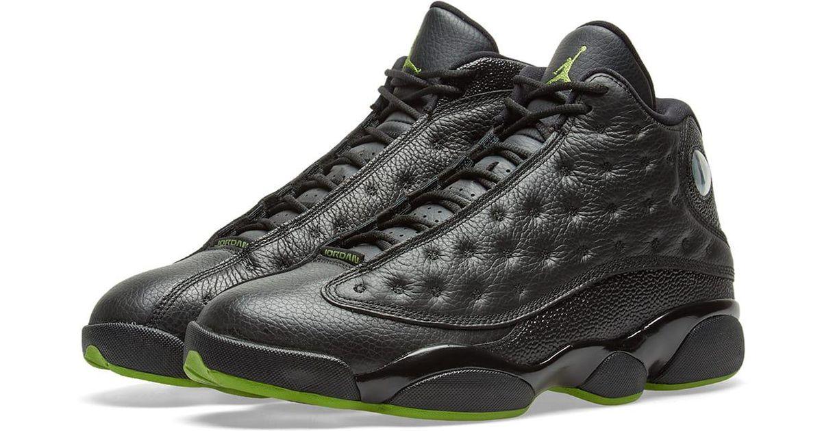 0c4271e6d489 Lyst - Nike Nike Air Jordan 13 Retro Og in Black for Men