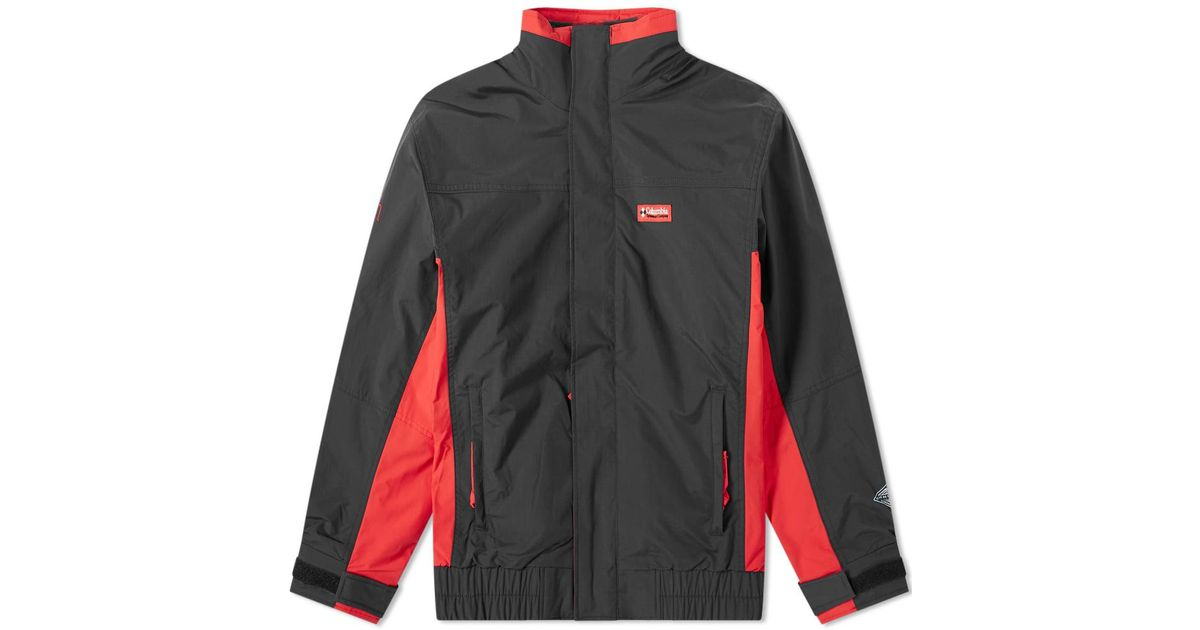 8eb684726 Columbia Black 80th Anniversary Bugaboo Jacket for men