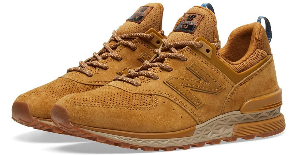 on sale e6979 dd4a9 New Balance Brown Ms574cb for men