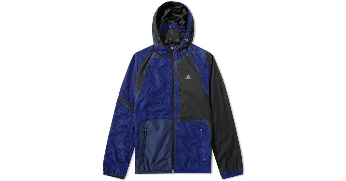 Adidas Black X Kolor Decon Wind Jacket for men