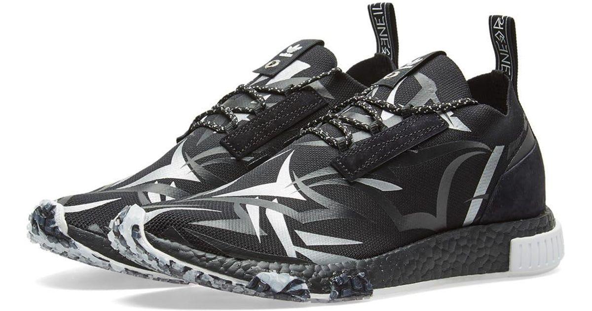 quality design c5f28 f432e Adidas Originals Black X Juice Nmd Racer for men