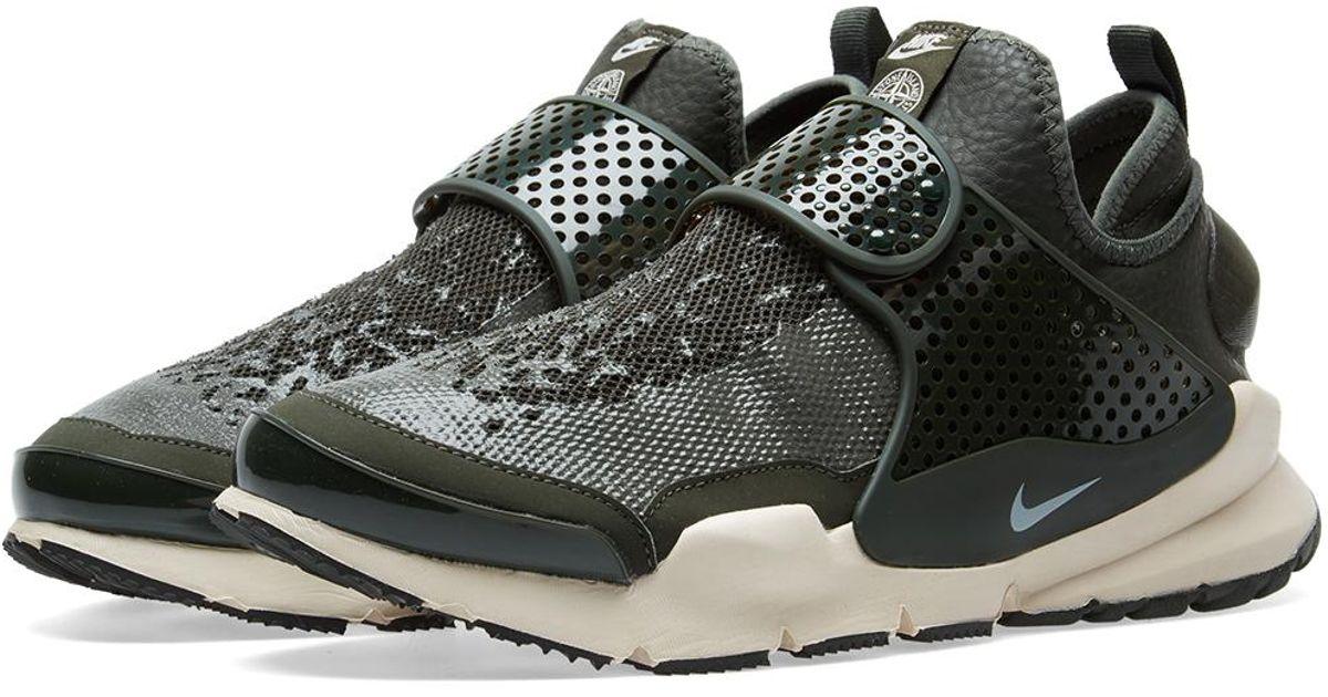 stone island shoes nike
