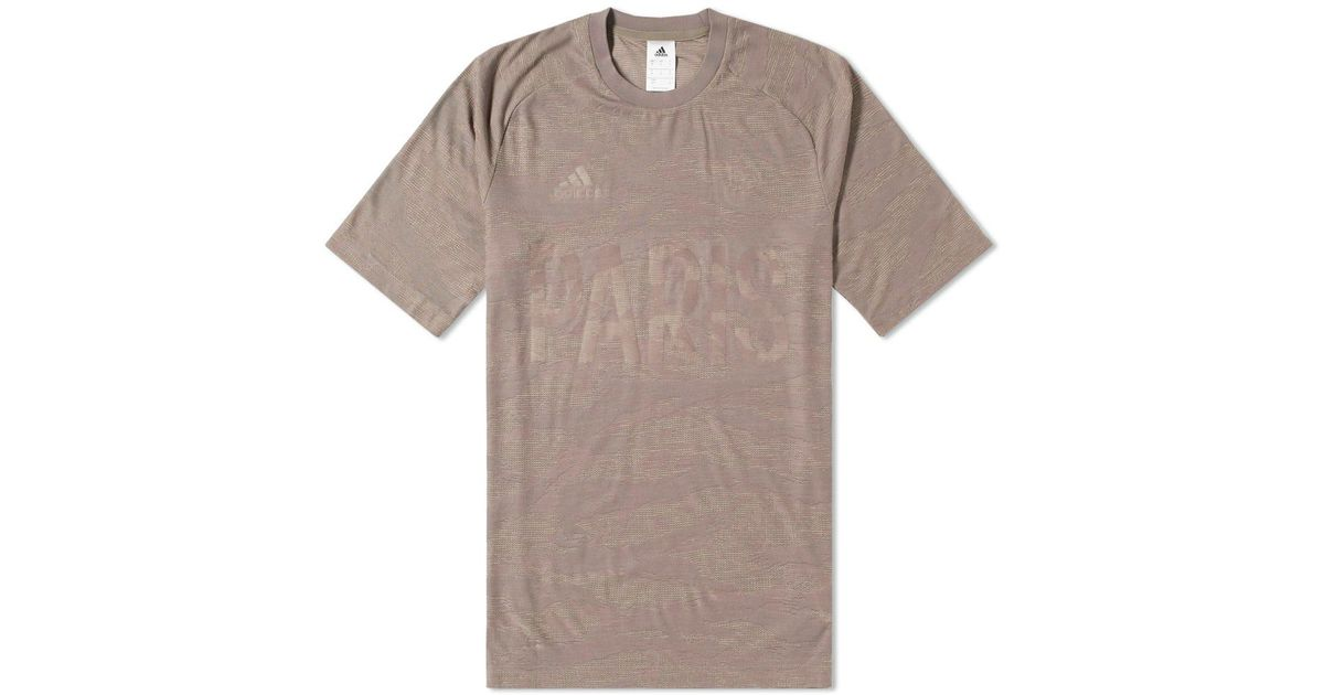 Adidas Brown X Paul Pogba Tango Gradient Jersey for Men Lyst