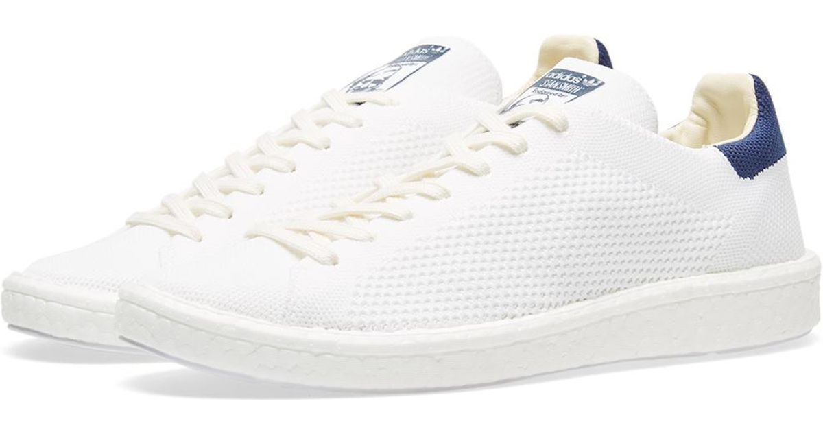 online store 842f5 dbd9a Lyst - adidas Originals Stan Smith Boost Pk in White for Men