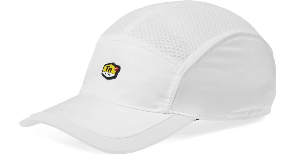 b72f9e9b1e Nike Tn Air Aerobill Aw84 Cap in White for Men - Lyst