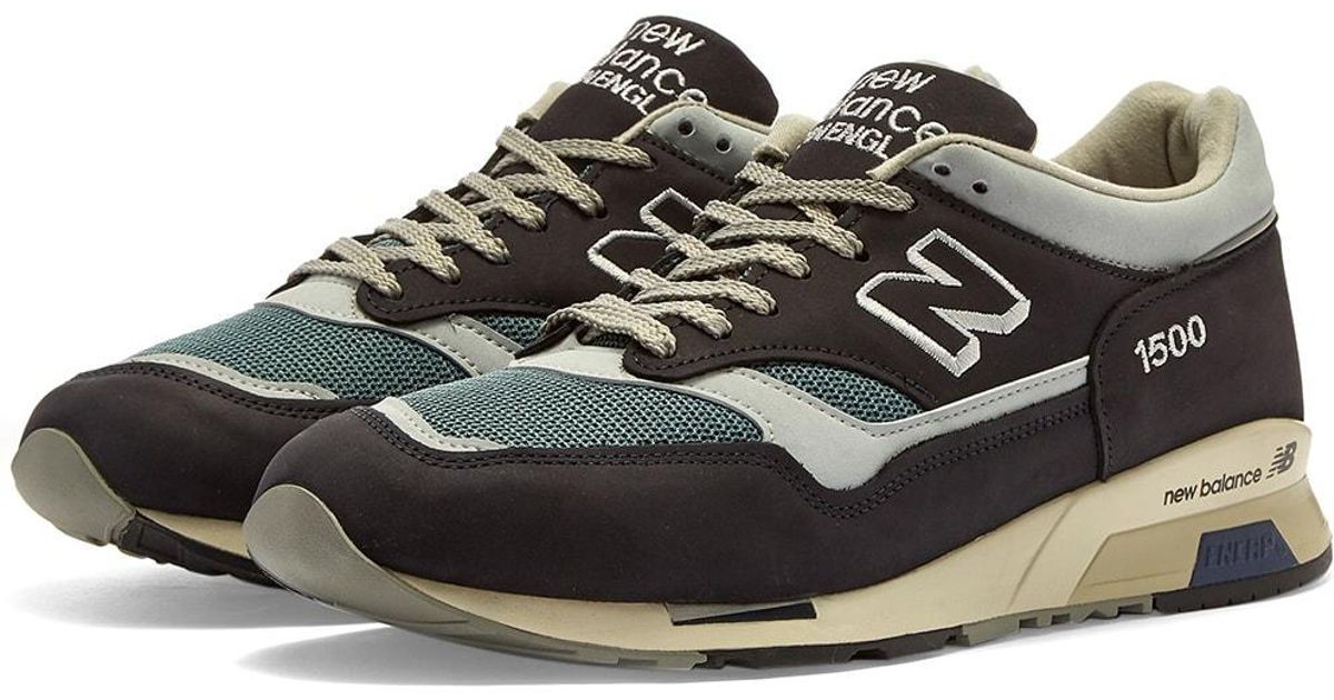 New Balance Blue M1500ogn 30th Anniversary 'japanese Vintage' - Made In England for men